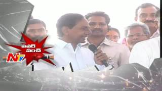 CM KCR Punch To Jana Reddy And Congress Party | Power Punch | NTV