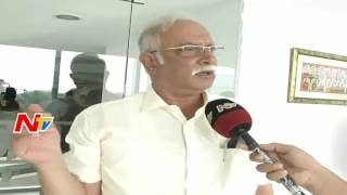 Face To Face With Civil Aviation Minister Ashok Gajapathi Raju