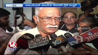 Union Cabinet Approves National Civil Aviation Policy | Ashok Gajapathi Raju | V6 News