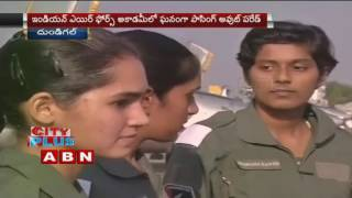 Indian Air Force gets its first women fighter pilots (19-06-2016)