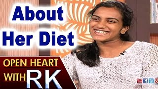 Badminton Player PV Sindhu about Arjuna Awards and Fathers Day | Open Heart With RK