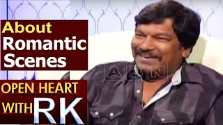 Director Krishna Vamsi About Romantic Scenes In His Movies | Open Heart With RK