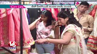 Latest Happenings In Hyderabad | Actress Archana Launches Hiya Jewellery | City Life | V6 News