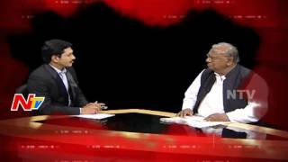 Exclusive Interview with Rajya Sabha MP V Hanumantha Rao | Point Blank Promo | NTV