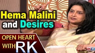 Actress Tulasi Comments On Hema Malini And Her Desires | Open Heart With RK | ABN Telugu