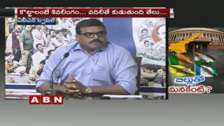 YCP to support Congress AP Special Status Private Bill in Rajya sabha