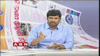 ABN Debate over MoU over Water Projects between Telangana and Maharastra | Public Point | Part 2