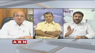 ABN Debate over NABARD Loan for Polavaram Project | Public Point | Part 1
