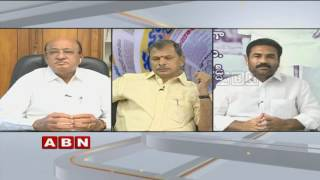 ABN Debate over NABARD Loan for Polavaram Project | Public Point | Part 3