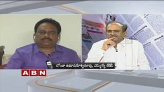 ABN Debate over TDP and YCP Leaders Corruption Allegations on Each other | Public Point | Part 2. Photo,Image,Pics