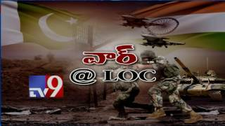 High tension in India-Pakistan border – TV9 Ground report from LoC – TV9. Photo,Image,Pics