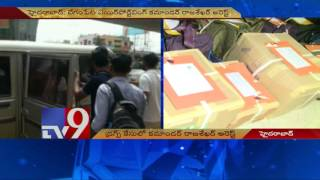 Bangalore Drugs racket – One more arrested – TV9