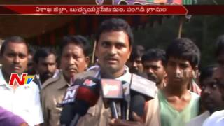 Factionism Over Land Dispute Leads to woman's fatal In Vizag || Be Alert || NTV. Photo,Image,Pics