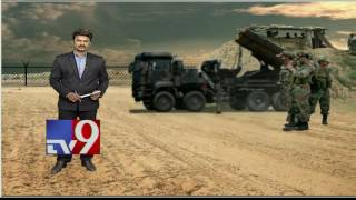 High tension in Indo-Pak border continues – TV9. Photo,Image,Pics