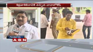 Nara Lokesh attends Training Classes for T TDP Leaders on 3rd Day