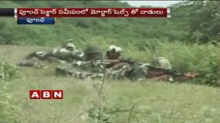 Pakistan Violates Ceasefire along LoC in Poonch Sector | ABN Telugu. Photo,Image,Pics