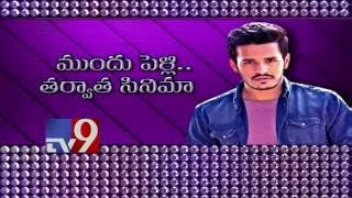 Akhil's second movie to begin after wedding