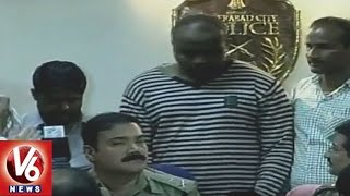 Drugs Mafia Busted | Narcotics Officials Arrest Nigerians In Hyderabad | V6 News. Photo,Image,Pics