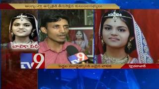 Girl asked to starve by parents, dies – TV9