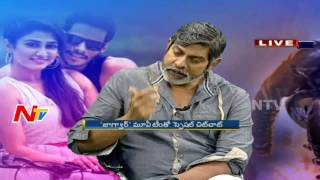 Jagapathi Babu Talks About Telugu Audience || NTV