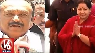 TN CM Jayalalithaa Undergoing Lung Decongestion Treatment, Says Apollo Doctors | V6 News