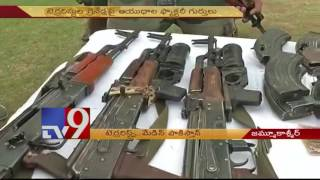 Terrorists killed in Naugam were sent by Pakistan, Indian army lists evidence – TV9
