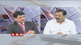 ABN Debate Over CM KCR Answer To PCC Chief About New Districts Formation In Telangana | Part 2