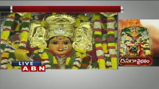 Devi navaratri Celebrations and Special rituals at Warangal Bhadrakali temple