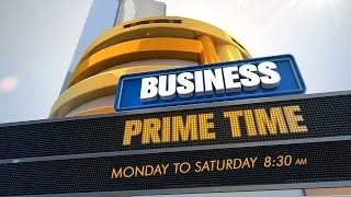 Business Prime Time – 10-10-2016