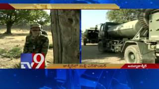 Terrorists holed up in building, fire at Security Forces in Srinagar – TV9
