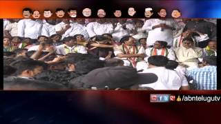 Running Commentary | CM KCR fires on Telangana Congress Leaders (10-10-2016)