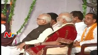 PM MODI Participates Ravan Dahan Celebrations In Ramlila || Lucknow || Full Video || NTV