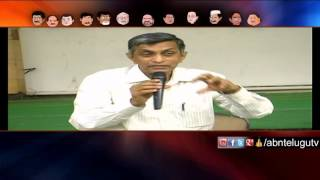 Running Commentary | Jayaprakash Narayan fires on TDP Government (11-10-2016)