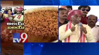 Dattatreya speaks at Alai Balai – TV9
