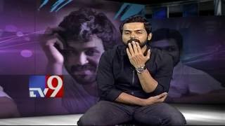 Hero Karthi in TV9 Studio! – TV9. Photo,Image,Pics