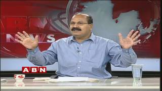 ABN Debate over New Districts formation in Telangana | Public Point | Part 1