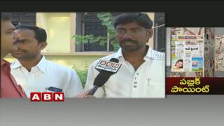 Public Point From Warangal over New Districts Formation in Telangana | ABN Telugu