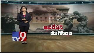 Pampore encounter near Srinaga rends after nearly 60 hours, 2 Terrorists killed – TV9