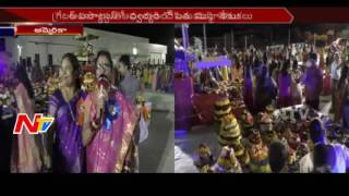 Dasara and Bathukamma Celebrations by Greater Houston || Us News || NTV
