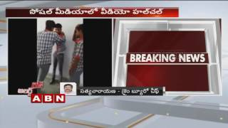 Exclusive Visuals | Fight Between School Students