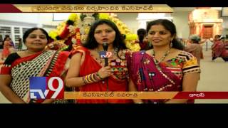 Grand Navaratri celebrations @ Dallas Karyasiddhi Hanuman temple – USA