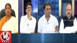 Special Debate On CM KCR Comments | Good Morning Telangana | V6 News