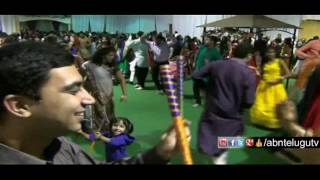 Bathukamma Celebrations and Dandiya in USA