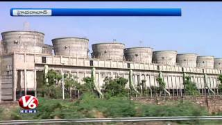 T Government Reduced Thermal Power Production With Heavy Rains | V6 News
