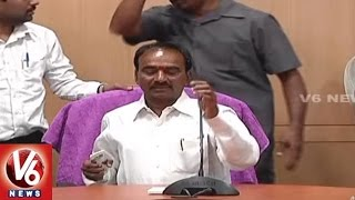 Minister Etela Rajender And Karimnagar Leaders Gujarat Tour | Lower Manair Project | V6News