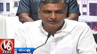 War Of Words Between Opposition And Ruling Parties Over Farmers Problems | V6 News