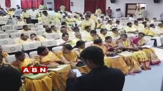 TDP Plans strategy over Elections Campaign in Workshop | Inside (14-10-2016)