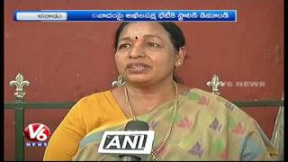 Karunanidhi's Wife Meets Sasikalaa And Enquires About Jayalalithaa's Health | V6 News