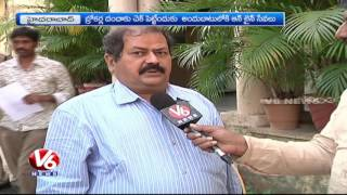 Telanagna RTA Department Plans To Execute Online Services In New Districts | V6 News