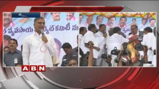 AP CM Chandrababu Naidu Opposes Telangana Water Projects | Minister Harish Rao | ABN Telugu